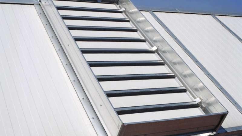 IMO Oberflächentechnik GmbH | Königsbach • 48 NSHEV louvered ventilators