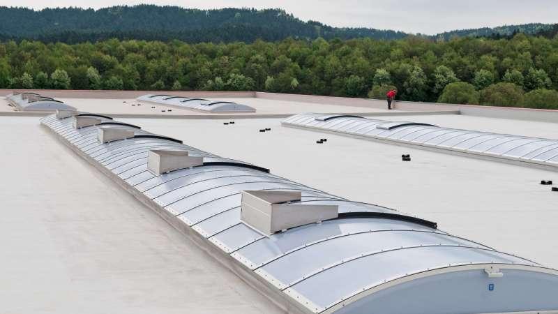 K.-H. Lange GmbH + Co. KG | Oberndorf • 4 x Topline ELS 30 m x 3 m, 16NSHEV flaps