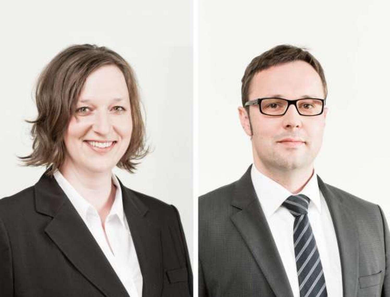 Vera Schweizer und Felix Schweizer Geschäftsführung INDU LIGHT