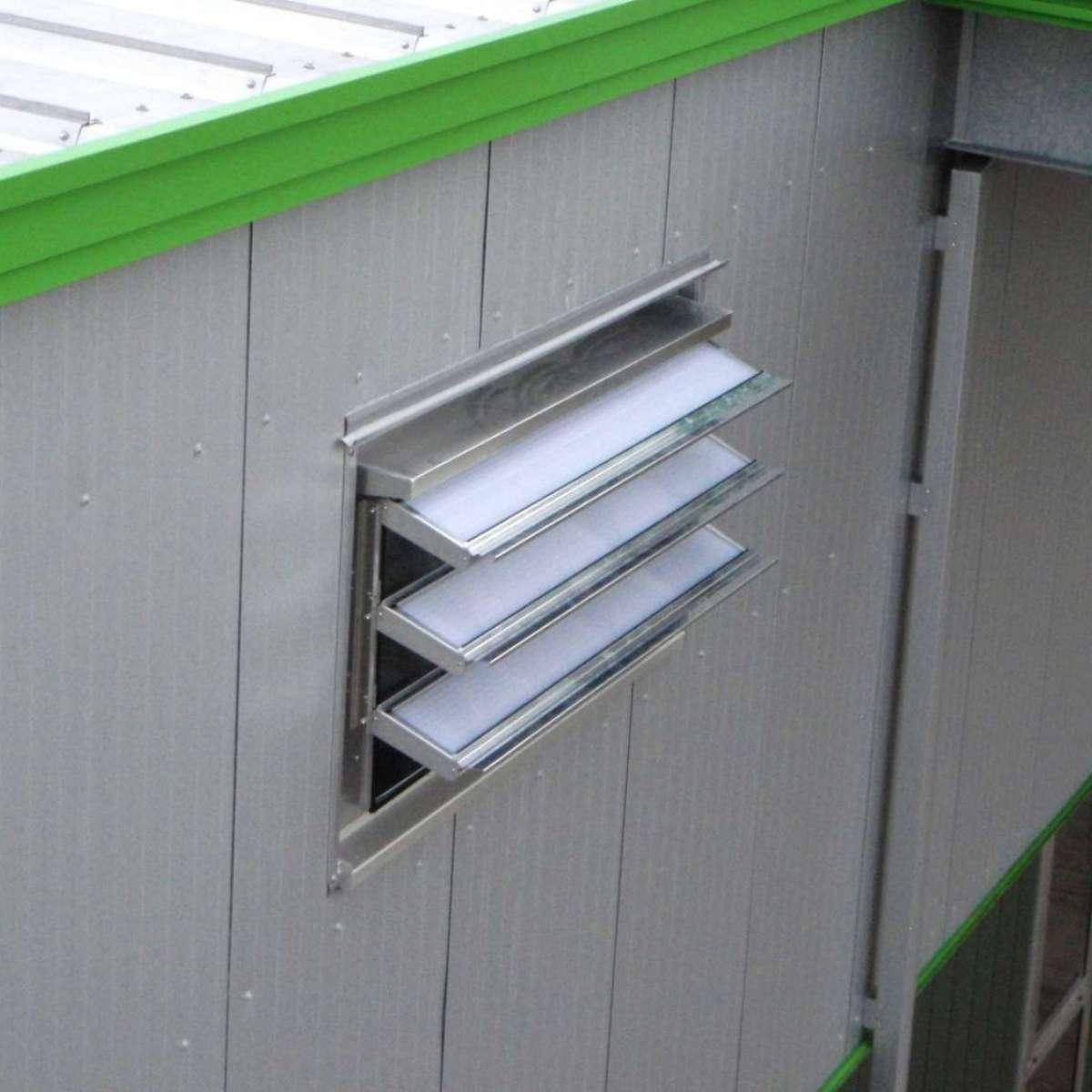 INDU LIGHT | LLP louvered ventilator • Image 1