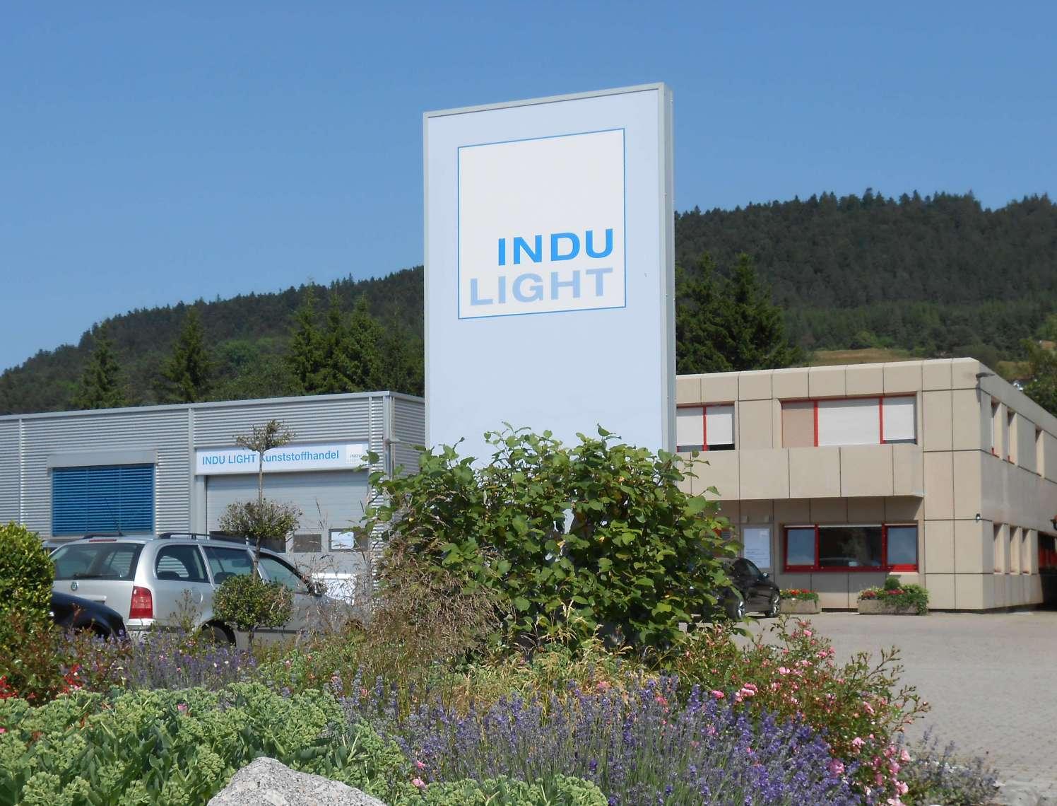 Indu Light company building in Deilingen