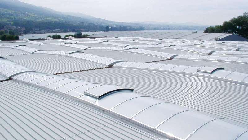 Airex Composite Structures Industrie- und Gewerbepark (Industrial park) | Altenrhein, Switzerland • 31 x Proline 18.5m x 2.67m, 21NSHEV flaps 1.10m x 1.98m