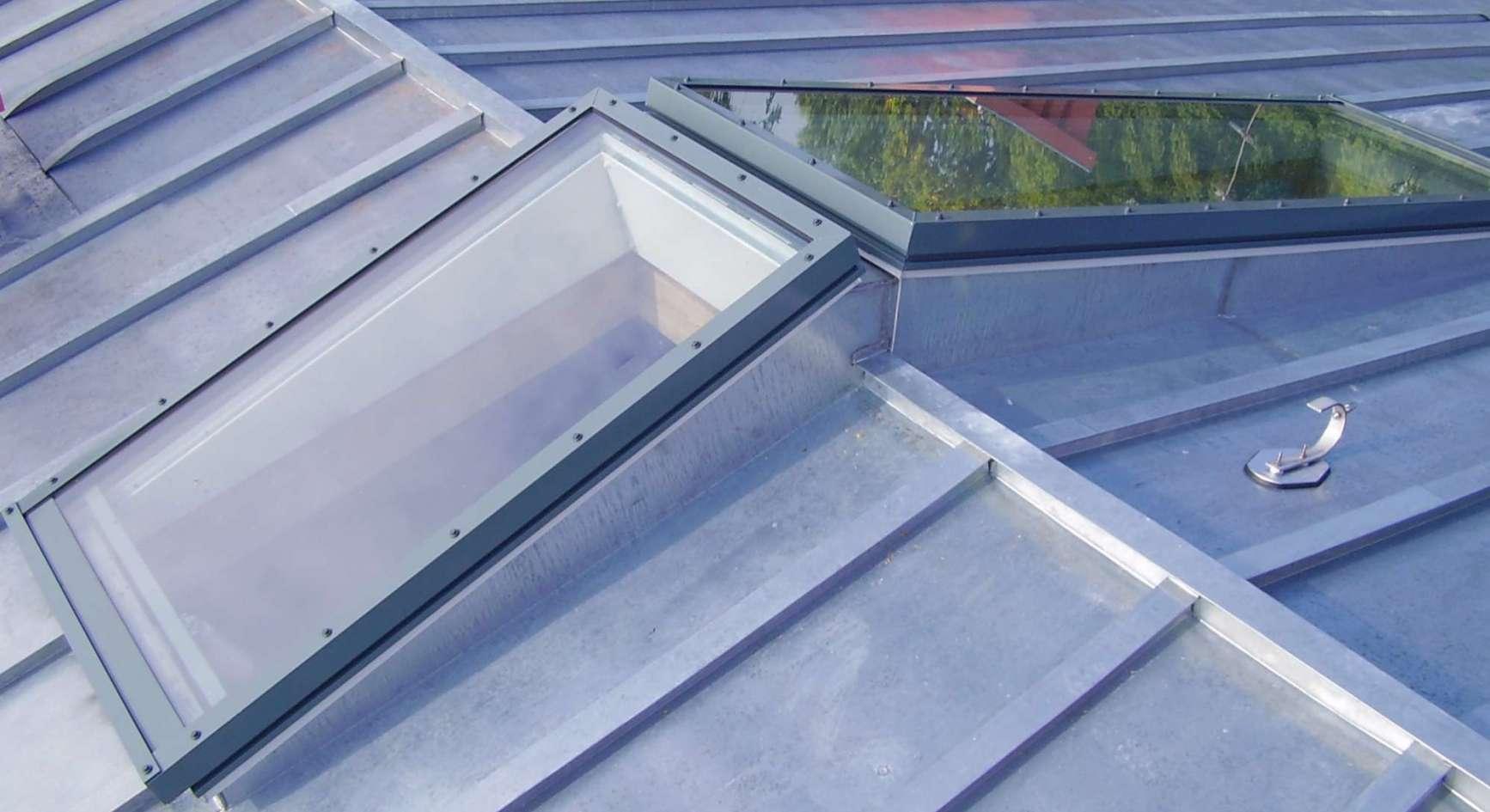 Dachlicht Glas - Bild 2