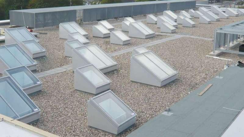 Thyssen | Glass rooflight • Image 1