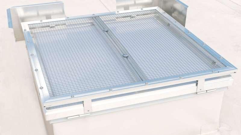 Heco | Schramberg • New build, 22 x SHEV rooflights
