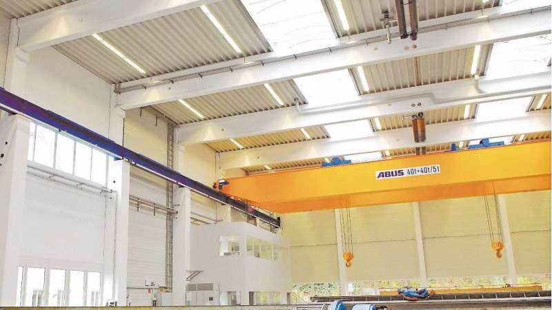 MWN Niefern Maschinenfabrik (Engineering works) | Niefern • 2 x Proline 36m x 2.50m, 4NSHEV flaps